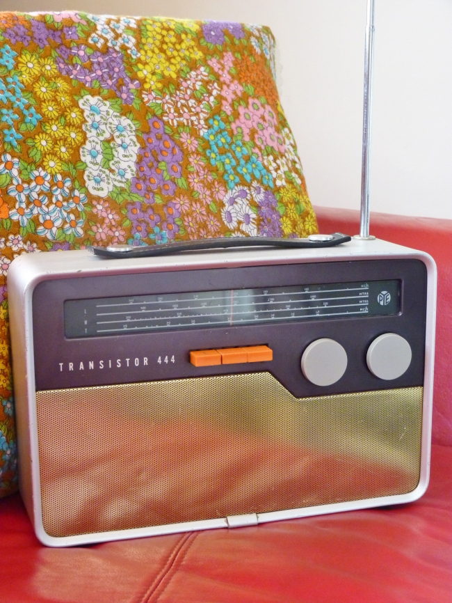 Rare Robin Day Radio