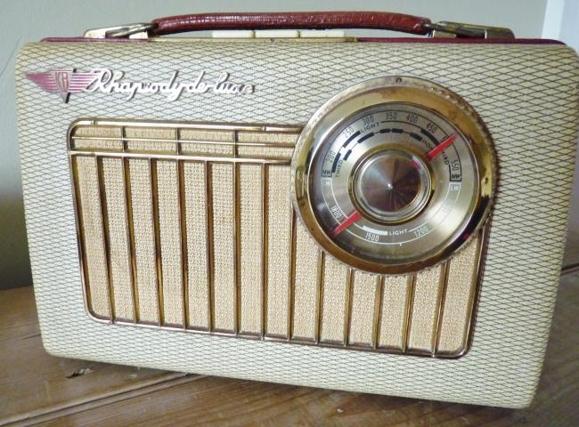 1963 Kolster Brandes Portable Radio